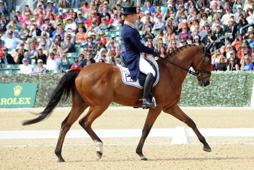 Price and Jung Tie at the Top of Rolex Kentucky Three Day Event