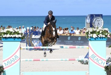 Scott Brash proves his talent at the Longines Global Champions Tour in Miami