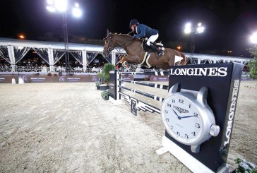 Global Champions Tour Antwerp, a win for Delestre