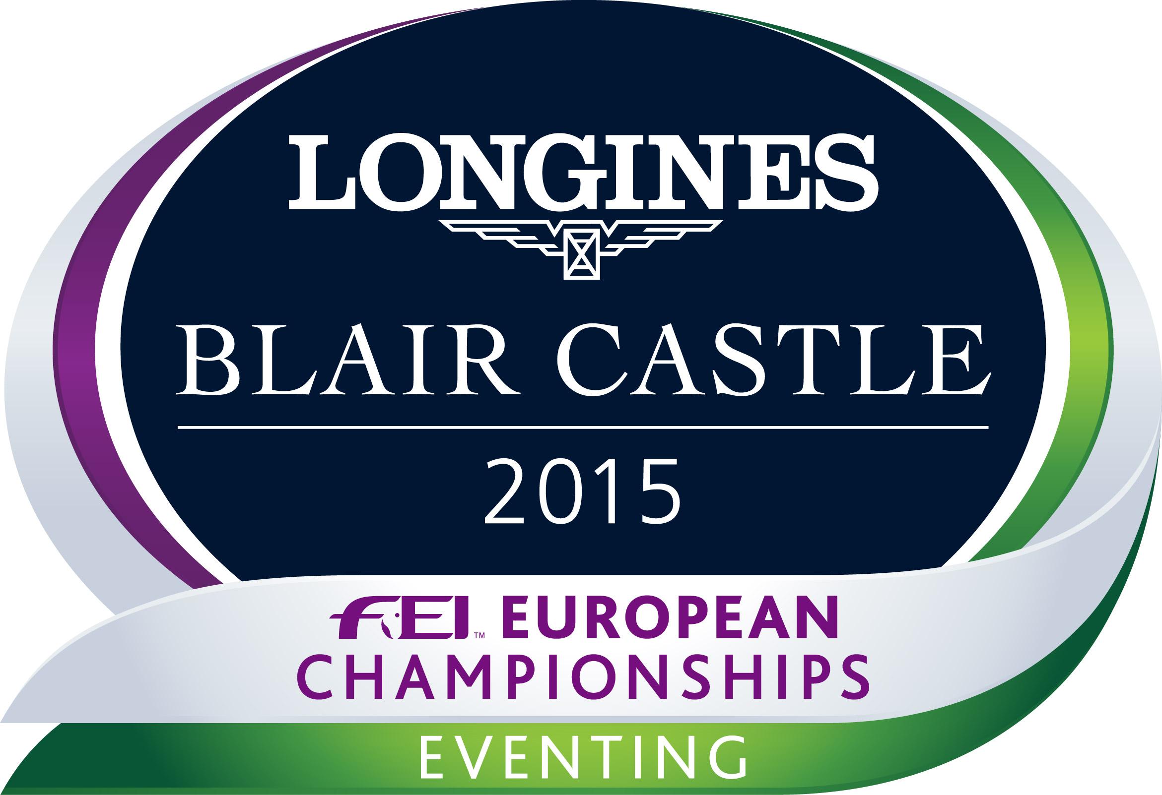 Gli Europei di completo di Blair Castle avranno Longines come title sponsor
