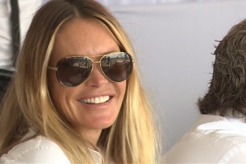 Elle Macpherson brings some supermodel glamour to LGCT Miami Beach