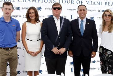 Longines Global Champions Tour Miami, let's start