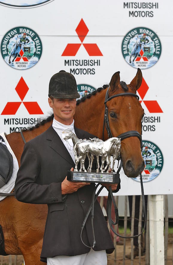 William Fox-Pitt guiderà a Rio una team di ex campioni d'Europa giovanili