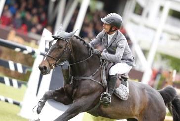 Global Champions Tour di Amburgo, Pius Schwizer conquista la 1,55m