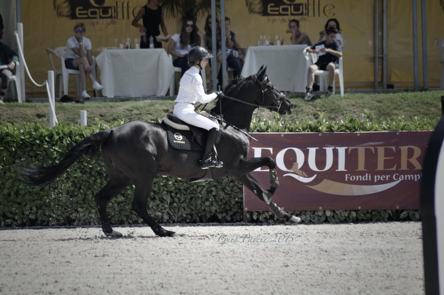 Cala il sipario sul Dolomites Horse Show con la vittoria di Anna-Julia Kontio