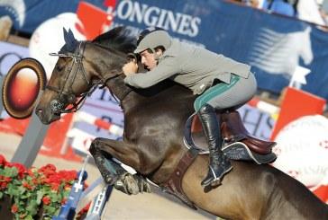 Al Global Champions Tour di Monaco l'Italia è sul podio grazie ad Emanuele Gaudiano