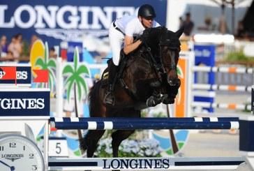 Marco Kutscher e Cornet's Cristallo vincono il GP all'Athinia Onassis International Horse Show