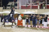 Scott Brash captures another victory in the Longines Global Champions Tour of Monaco