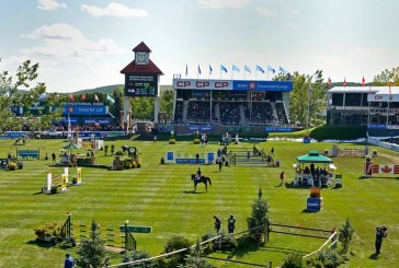 Rolex Grand Slam of Show Jumping: The Spruce Meadows 'Masters' 2015