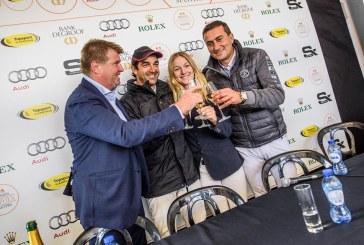 Piergiorgio Bucci e Casallo Z tornano a far sognare allo Stephex Masters