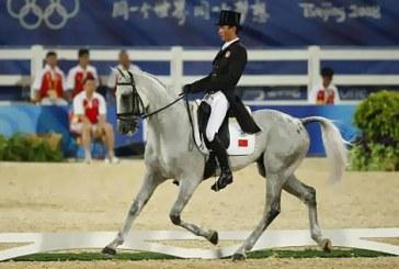 FBW Chico, il cavallo con il quale Alex Hua Tian esordì alle Olimpiadi non c'è più