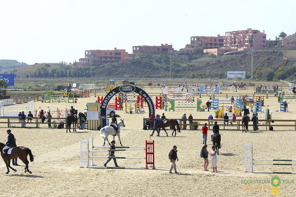 Il Gran Premio di Mijas è stato dominato da cavalli targati Billy