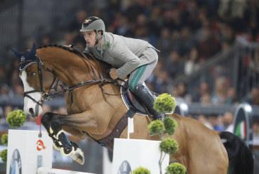 Emanuele Gaudiano apre Jumping Verona con un successo per l'Italia