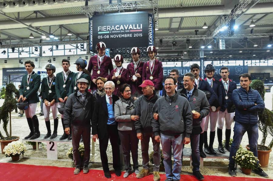 A FieraCavalli il Veneto bissa il successo nel Gran Premio delle Regioni under 21
