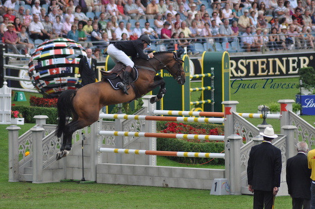 "Nick Skelton ""Lo devo a Big Star se monto ancora"""