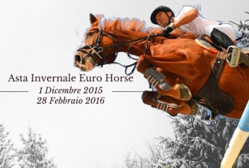 Cerca il cavallo dei tuoi sogni nel catalogo dell'asta Euro Horse