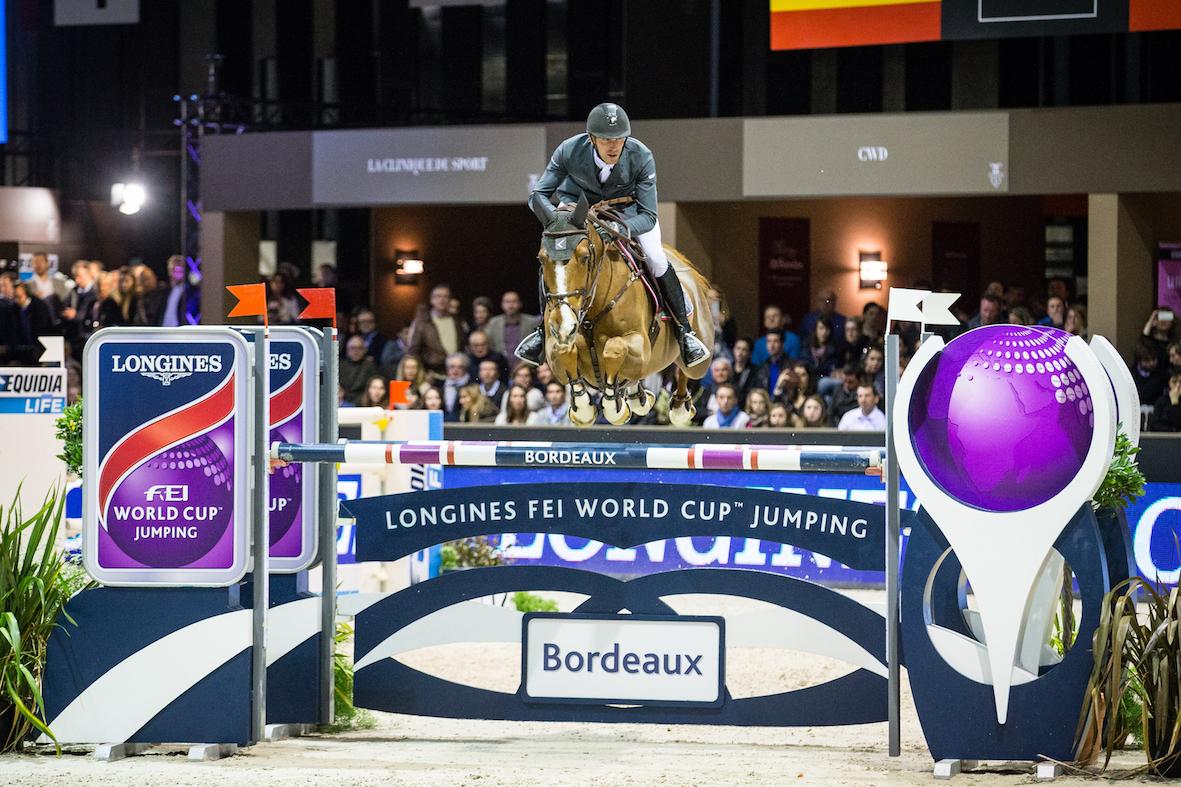 Penelope Leprevost e Kevin Staut regnano sovrano a Jumping Bordeaux