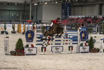 Il grande sport di Cavalli a Roma