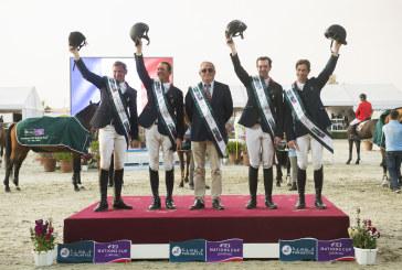 Parte con una vittoria francese la stagione 2016 di Coppa delle Nazioni Furusiyya