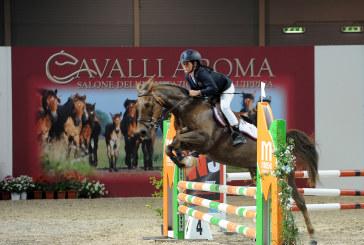 Si alza sipario sul Cavalli a Roma, Fixdesign International Show-Jumping