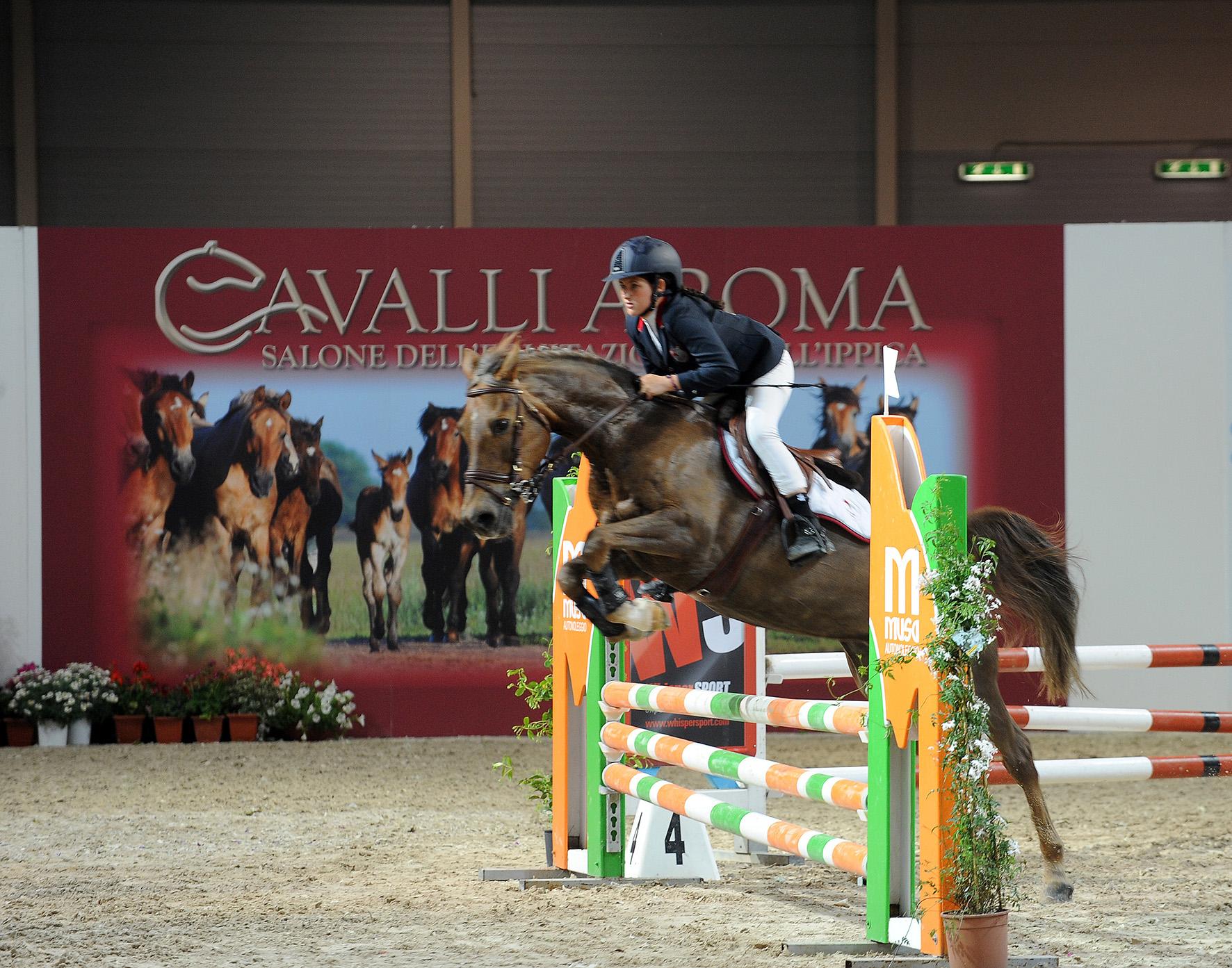 Countdown per Cavalli a Roma: due settimane al via
