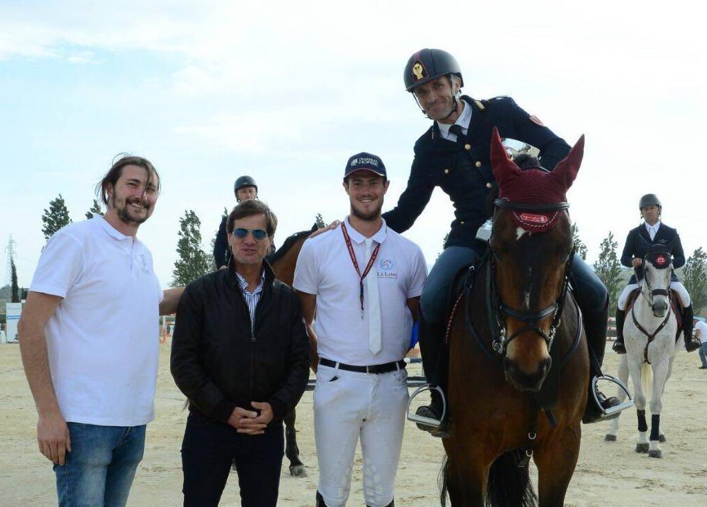 All'Horses Le Lame di Montefalco doppietta di David Sbardella