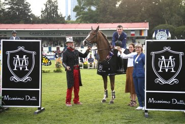 Scott Brash festeggia con una vittoria la prima del Longines Global Champions Tour di Mexico City