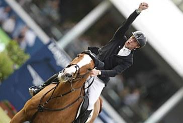 Marcus Ehning e Pret a Tout vincono il Longines Global Champions Tour di Madrid