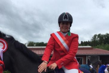 Allo Csio di Lamorechtshausen Martina Giordano conquista il GP Pony