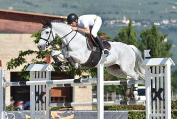 Montefalco Horses Le Lame, a Francesco Franco il Gran Premio