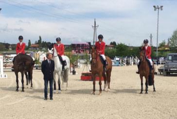 Due podi per gli azzurri a Lamprechtshausen: juniores d'argento, young riders di bronzo
