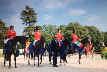 L'Italia dei Pony è prima in Coppa delle Nazioni allo Csio di Wierden