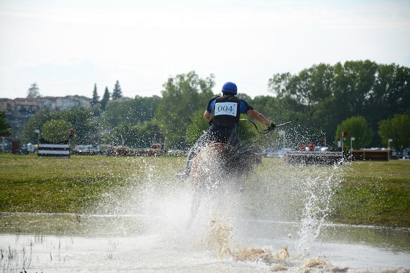 L'Europa del completo juniores e young rider scalda i motori in vista dei FEI European Eventing Championship for young riders and juniors 2016