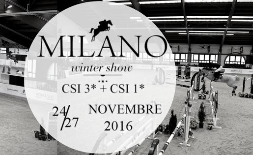 Il Milano Winter Show è sempre più show