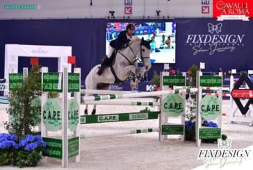 Fixdesign International Show Jumping, Emiliano Liberati si aggiudica il Piccolo Gran Premio
