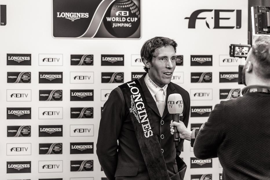 Longines Fei World Cup Göteborg, Henrik Von Eckermann eroe di casa