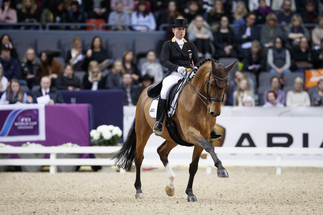 Isabell Werth inarrestabile, vince in Coppa del Mondo anche a Göteborg