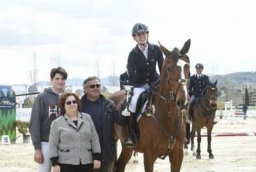 Horses Le Lame, GP in rosa