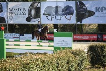 Salto Ostacoli: Crescita tecnica a Horses Le Lame, Montefalco