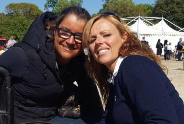 Il para-dressage con Antonella Canevaro e Francesca Salvadè scende in campo per la terra
