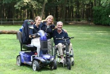 Dressage paralimpico: E' taglio del nastro per lo CPEDI di Somma Lombardo