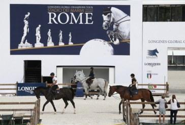 Il Longines Global Champions Tour Roma su Sky Sport