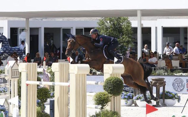 Longines Global Champions Tour: Marziani in vetta